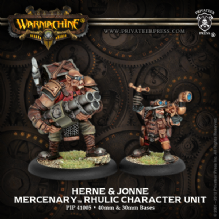 Mercenary Herne Stoneground & Aquebus Jonne (2)